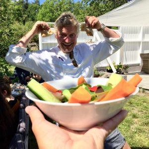 grønnsaker Kast mindre mat færder kulturverksted